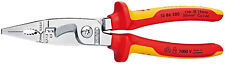 Knipex 13 86 200 VDE Pliers for Electrical Installation (1386200)