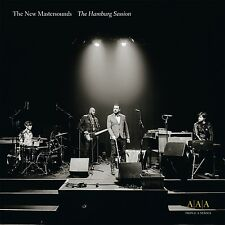 The New Master sounds-the Hamburg session vinyl LP NEUF