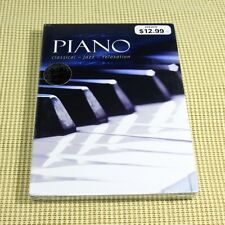 Piano - Classical~Jazz ~ Relaxation CANADA 3xCD Sealed & Brand New RARE #AO03*