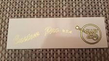 VALLEY PALETTA Decalcomania Personalizzato ARTS-ultimi due Pro!!! Nuovo Vecchio Stock