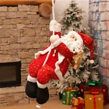 Christmas Santa Claus Ornament Xmas Festival Party Decoration Gift Showcase
