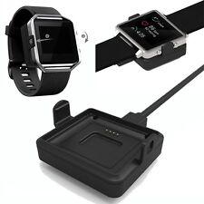 Micro USB Ladekabel Ladegerät Ladestation mit Backup Power Bank für Fitbit Blaze