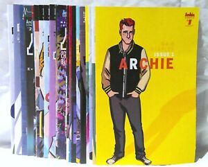 Archie (Vol 2) #1-20 22-26 Run Job Lot 1st Print Archie Comics 2015-2018 [CC]