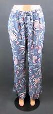 "MILLERS 14 WOMANS, PAISLEY PALAZZO HAREM PANTS ""NEW"""