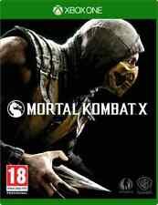 Mortal Kombat X  Xbox One XB1 Brand New & Sealed