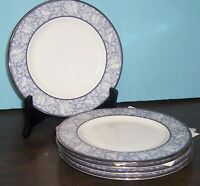 """LOT 5 LENOX CLASSICS COLLECTION VINTAGE LACE SALAD PLATES 8.25"""" NEVER USED"""