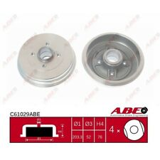 Bremstrommel, 1 Stück ABE C61029ABE