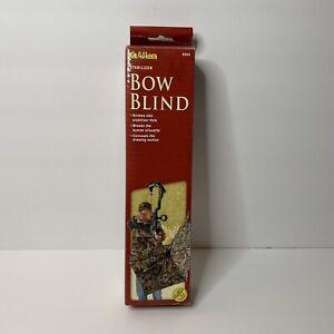Allen Camouflage Allen Stabilizer Stalking Bow Blind **NEW**