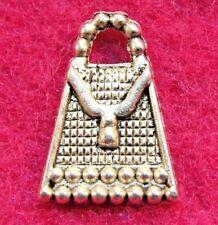 10Pcs. Tibetan Silver PURSE Handbag Charms Pendants Jewelry Findings PR13