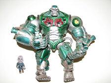 Marvel Legends Mecha Hulk Action Figure W/ Gremlin Action Figure Loose 2004