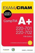 CompTIA A+ 220-701 and 220-702 Exam Cram 5th Edition