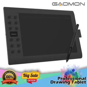 GAOMON M106K PRO 10'' Professional Graphics Drawing Tablet Android Windows Mac