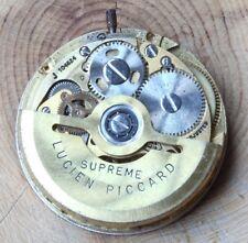 Vintage Lucien Piccard Seashark caliber 61 automatic watch movement 1960s