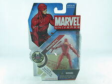 "Marvel Universe Daredevil Light Red, 4"" Figure MOSC New Unopened 021"