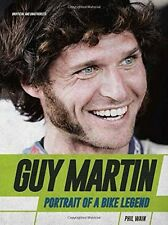 **NEW** - Guy Martin: Portrait of a Bike Legend (HB) - 1780977301