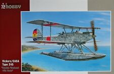 SPECIAL Hobby 1/72 Vickers/casa TIPO 245 SPAGNOLO vildebeest IDROVOLANTI # 72241
