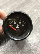 Medidor De Temperatura De Agua Vdo 40-120C, 24V, 310-030-002C, artículo de tienda de suelo