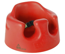 NEW BUMBO FLOOR SEAT RED SUPPORTS BABIES POSTURE SOFT COMFORTABLE DAILY CARE