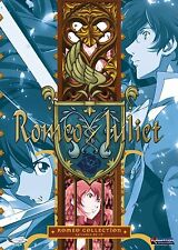 RomeoXJuliet:Collection 1. Fantasy Anime.New In Shrink!
