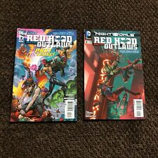 Red Hood & The Outlaws (2012) 2 Issue Lot DC New 52 #3, 9