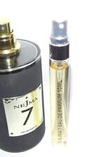 Nejma 7 Eau de Parfum 10ml Travel SAMPLE ONLY Glass EDP Spray 0.33oz