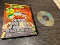 South Park Grande Lunghezza Y Senza Taglio DVD Edizione Spagnola fuori Catalogo