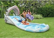 Intex Surf 'N Slide Inflatable Play Center, 181 X 66 X 62 for Ages 6+ SHIPS FAST