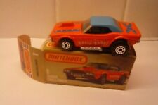 MATCHBOX MB 1 DODGE CHALLENGER MINT/BOXED