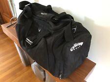 Callaway Golf Black Travel Duffle Garment Shoe Tote Bag