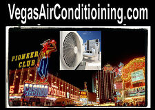 Vegas Air Conditioning com  Domain Name For Sale Hot Cool Breeze AC  URL