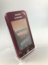 Samsung Star GT-S5230 guter Zustand rot Simlockfrei 12 Monate Gewährleistung