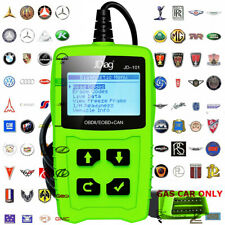 JD101 OBD2 OBDII EOBD CAN Car Fault Code Reader Scanner Diagnostic Scan Tool US