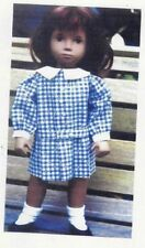 "Sewing Pattern fits 16"" Sasha dolls & other dolls same in size dress"