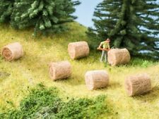 Noch Realistic Looking Hay Bales in HO 1/87 07460 St