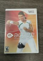 Wii Active Personal Trainer (Nintendo Wii) Complete With Free shipping