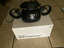 Samsung HMD Odyssey + Plus Windows Mixed Reality VR Headset