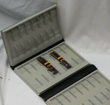 Watch strap storage selling presentation folding box container display holder