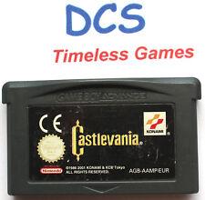Castlevania (Nintendo Game Boy Advance / Micro Spiel )  Konami Modul RAR