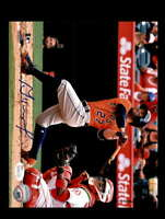 Jose Altuve JSA Coa Hand Signed 8x10 Photo Autograph