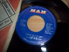 """VG+ 1972 Gilbert Sullivan Out Of The Question/Everybody Knows 7"""" 45RPM w/ppr slv"""
