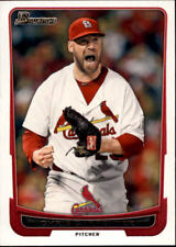 2012 Bowman Baseball #157 Chris Carpenter St. Louis Cardinals