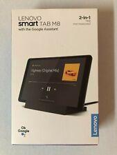 LENOVO Smart Tab M8 mit Android 10 - TB-8505FS, Tablet, 32 GB, 8 Zoll, grau