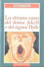 LO STRANO CASO DEL DOTTOR JEKYLL E DEL SIGNOR HYDE - STEVENSON