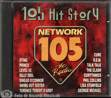 105 HIT HISTORY (1992) Radio 105 Sting,Phil Collins,Prince,Lisa Stanfield