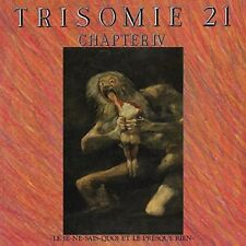 Chapter Iv - Trisomie 21 (2017, Vinyl NIEUW)2 DISC SET
