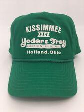 Baseball Cap Adjustable SnapBack Trucker Hat Kissimmee Yoder & Frey Holland, OH