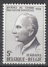Belgique / Belgien Nr. 1765** Hubert Krains / UPU-Generalsekretär