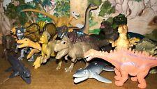 Dinosaur Miniature toy figures large lot, Safari Ltd, Panini, unknown