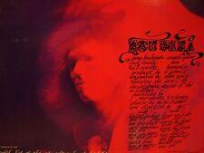 HOT TUNA, VINTAGE 1970 NEAR MINT , SUPER HOT , EARLY FOLK ROCK , NM / NM