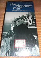 VHS The Elephant Man DAVID LYNCH John Merrick Anne Bancroft Anthony Hopkins